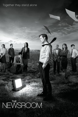 The Newsroom: Season 2 - Key Art