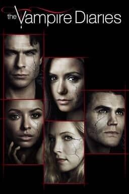 The Vampire Diaries - Complete Series - Key Art