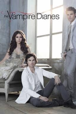 The Vampire Diaries: Season 3 - Key Art