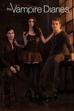 The Vampire Diaries: Season 4 - Key Art