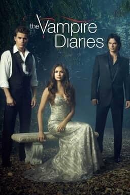 The Vampire Diaries: Season 5 - Key Art
