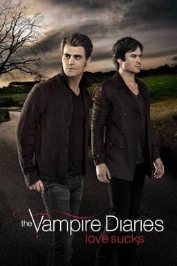The Vampire Diaries: Season 8 - Key Art