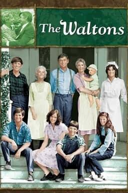The Waltons: Season 7 - Key Art