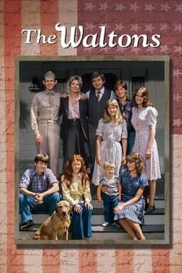 The Waltons: Season 8 - Key Art