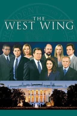 The West Wing: Season 3 - Key Art