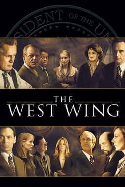 The West Wing: Season 7 - Key Art