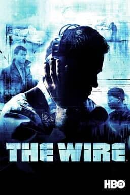 The Wire: Season 1 - Key Art