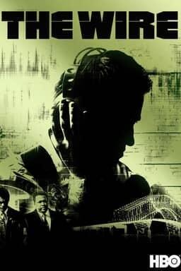 The Wire: Season 2 - Key Art
