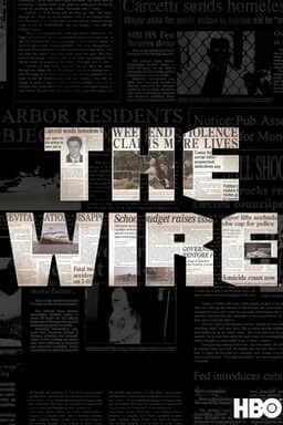 The Wire: Season 5 - Key Art