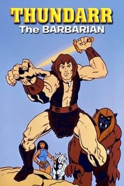 Thundarr The Barbarian: Season 1 - Key Art