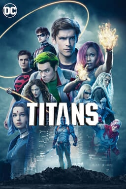 Titans S2- Key Art