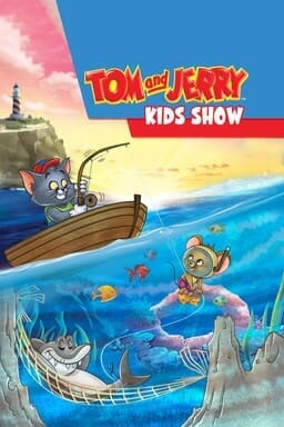 Tom and Jerry Kids Show: Season 1 - Key Art