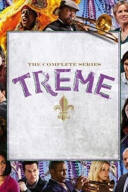 Treme: The Complete Series - Key Art