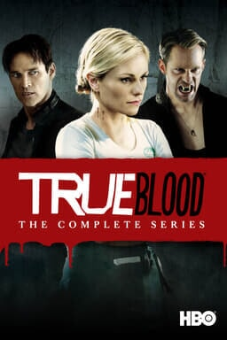 True Blood: The Complete Series - Key Art
