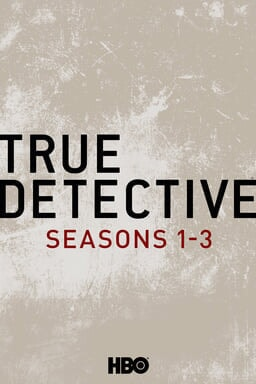 True Detective: Complete Series - Key Art