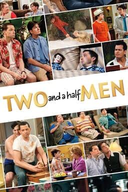 Two and a Half Men - Key Art
