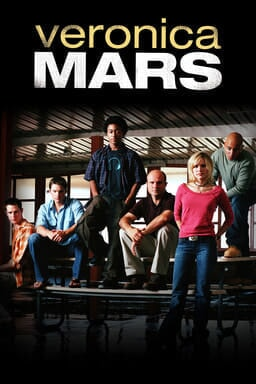 Veronica Mars: The Complete Original Series - Key Art