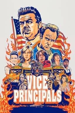 Vice Principals: Season 2 - Key Art