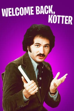 Welcome Back, Kotter: The Complete Series - Key Art