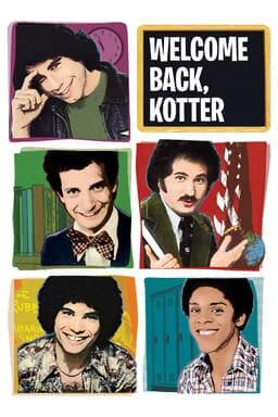 Welcome Back, Kotter: Season 1 - Key Art