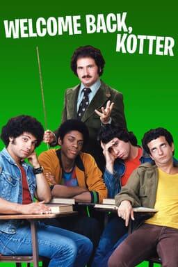 Welcome Back, Kotter: Season 2 - Key Art