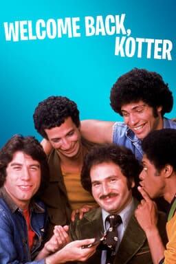 Welcome Back, Kotter: Season 3 - Key Art