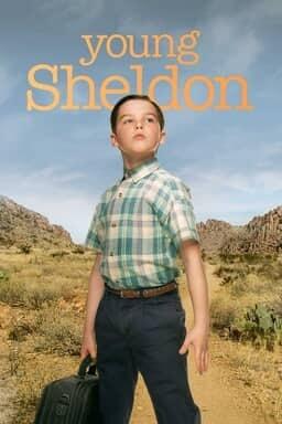 Young Sheldon S3 - Key Art