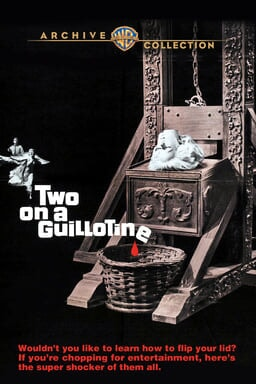 Two on a Guillotine keyart