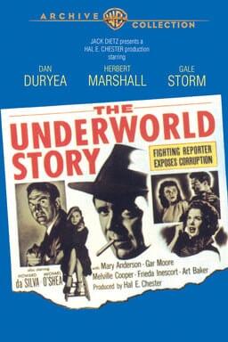 The Underworld Story keyart