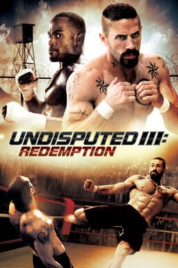Undisputed Iii: Redemption keyart