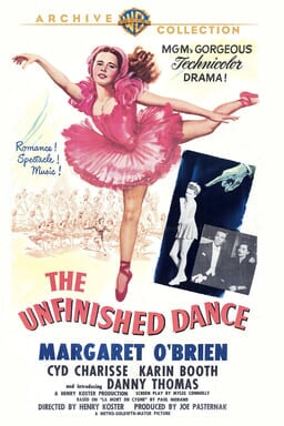 The Unfinished Dance keyart