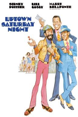 Uptown Saturday Night keyart