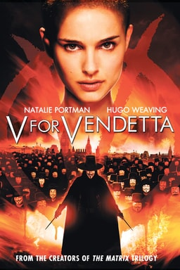 V for Vendetta keyart