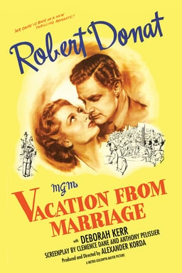 Vacation from Marriage keyart