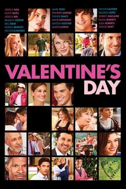Valentines Day keyart