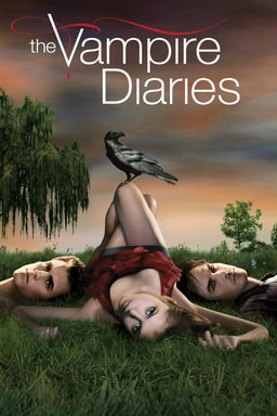 Vampire Diaries: Season 1 keyart