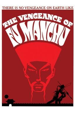 Vengeance of Fu Manchu keyart