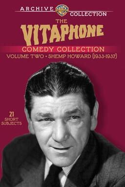 Vitaphone Comedy Collection: V 2 Shemp Howard 1933-1937 keyart