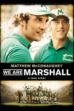 We Are Marshall keyart