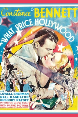 What Price Hollywood keyart