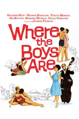 Where the Boys Are keyart