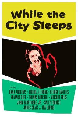 While the City Sleeps keyart