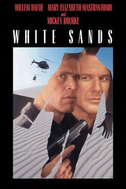 White Sands keyart