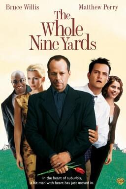 The Whole Nine Yards - Key Art