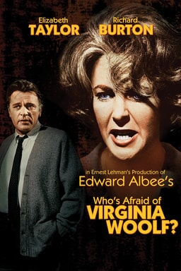 Who's Afraid of Virginia Woolf keyart
