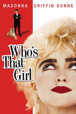 Who's That Girl keyart