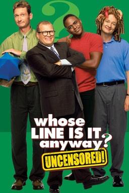 Whose Line Is It Anyway: Season 1 keyart