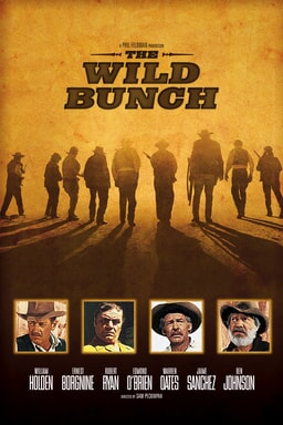 The Wild Bunch keyart