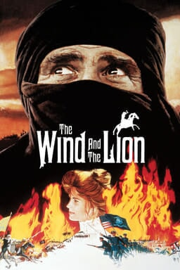 The Wind and the Lion keyart