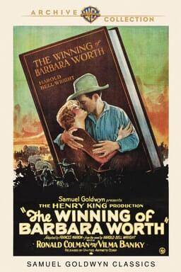 The Winning of Barbara Worth keyart
